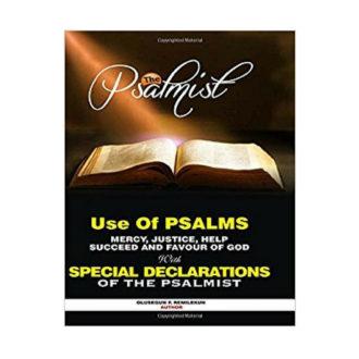 Receiving the oil of divine favor--by Dr D K  Olukoya