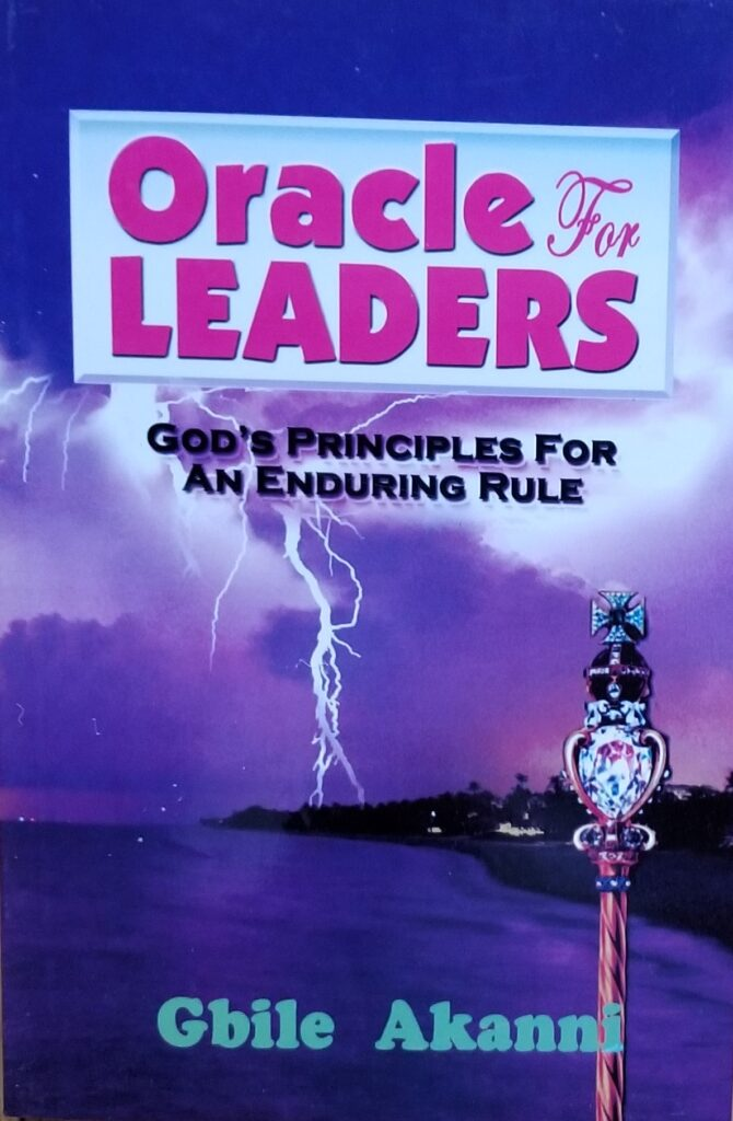Oracle for leaders